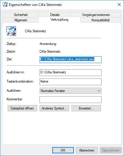 Desktopverknuepfung