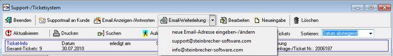 ticket_emailweiterleitung